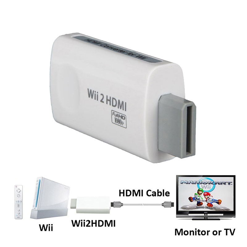 wii to hdmi 1080p