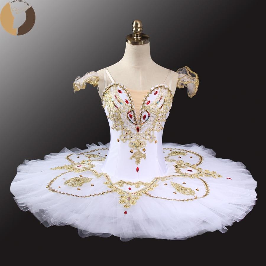 fltoture-ct0036a-snow-swan-dance-costumes-white-color-gold-decoration-font-b-ballet-b-font-tutus-girl-professional-tutu-skirt-children-pancake