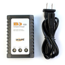 High Quality New iMAX B3AC 2S 3S 7.4V 11.1V Lithium LiPo RC Battery Balance Charger Toys Wholesale Free Shipping