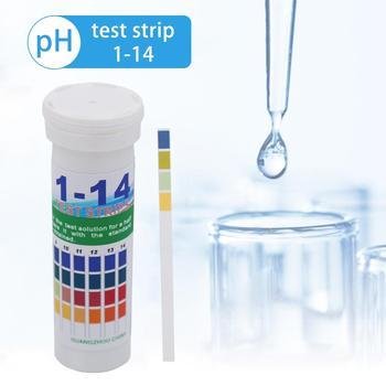 150 pasków zapakowane paski do testowania ph zakres 1-14 wskaźnik papieru Tester zakres 4 5-9 0 paski do testowania ph dla śliny i moczu narzędzia testowe tanie i dobre opinie PH Test Strips Support