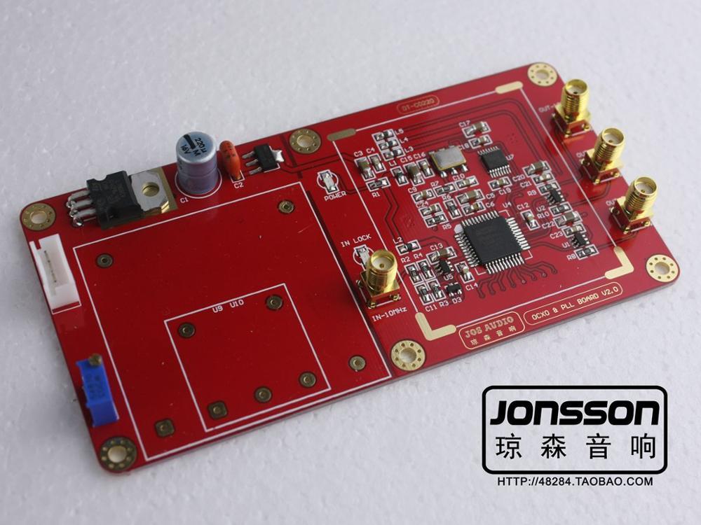10MHz PLL BOARD Frequency conversion for atomic clock rubidium clock FE5680