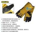 Leather Work Glove TIG MIG Safety Glove Pig Grain Leather Welding Glove