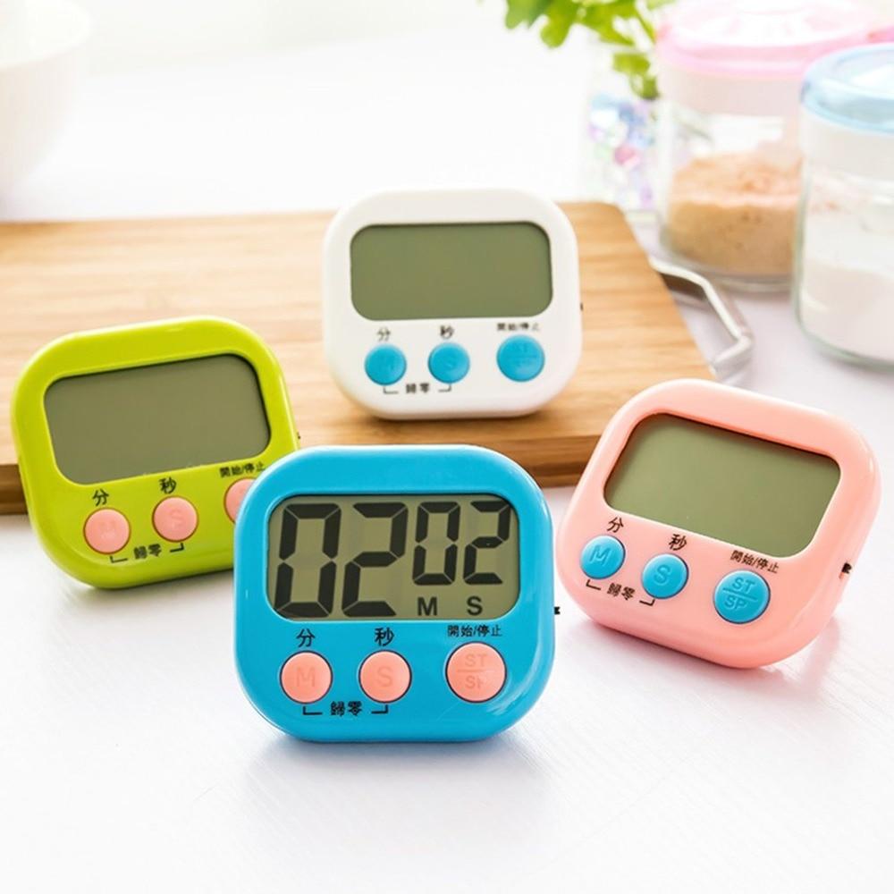 Cute Mini Timer Clock Cooking Mechanical Timer Home ...