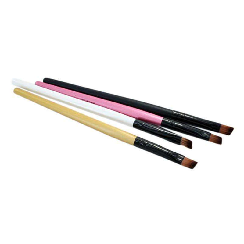 Eyelash Brushes Eyebrow Makeup Brush Eye Lashes Cosmetic Brush Makeup Tools Wooden Handle Eye shadow brush #40