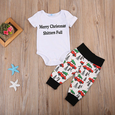 Christmas-Cute-Newborn-Infant-Baby-Boy-Girl-Clothes-Romper-Tops-Bus-Long-Pants-2PCS-Outfit-Set-Baby-Clothing-3