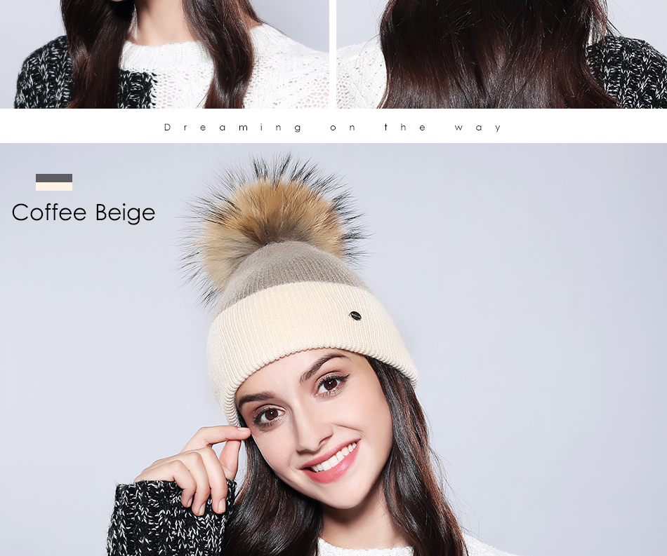 Winter Hat For Women MZ744 (19)