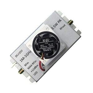 Image 3 - 1 M 1000 MHz 3,5 W Verstärker HF FM VHF UHF FM Transmitter Breitband RF Verstärker