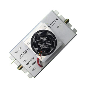 Image 3 - 1 M 1000 MHz 3.5W เครื่องขยายเสียง HF FM VHF UHF เครื่องส่งสัญญาณ FM Broadband Amplifier