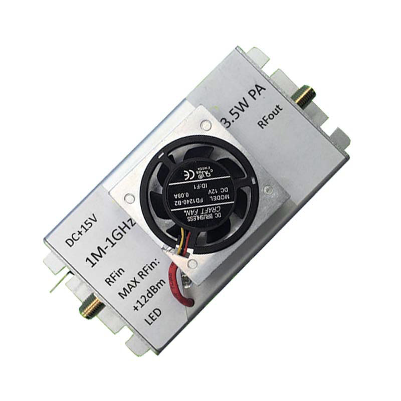 Image 3 - 1M 1000MHz 3.5W Amplifier HF FM VHF UHF FM Transmitter Broadband RF Amplifier-in Amplifier from Consumer Electronics