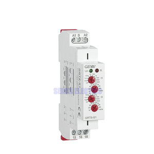 Image 2 - GRT8 S 4 Knobs Adjustable AC220V 16A AC/DC12V 240V Repeat Relay SPDT Timer Electric Protective Asymmetric Cycle Time Relay