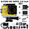 Best selling go hero  style Sport Action Camera 2.0 LCD 30M Waterproof 14MP 1080P Full HD DV Sport Action Cam Pro Free shipping