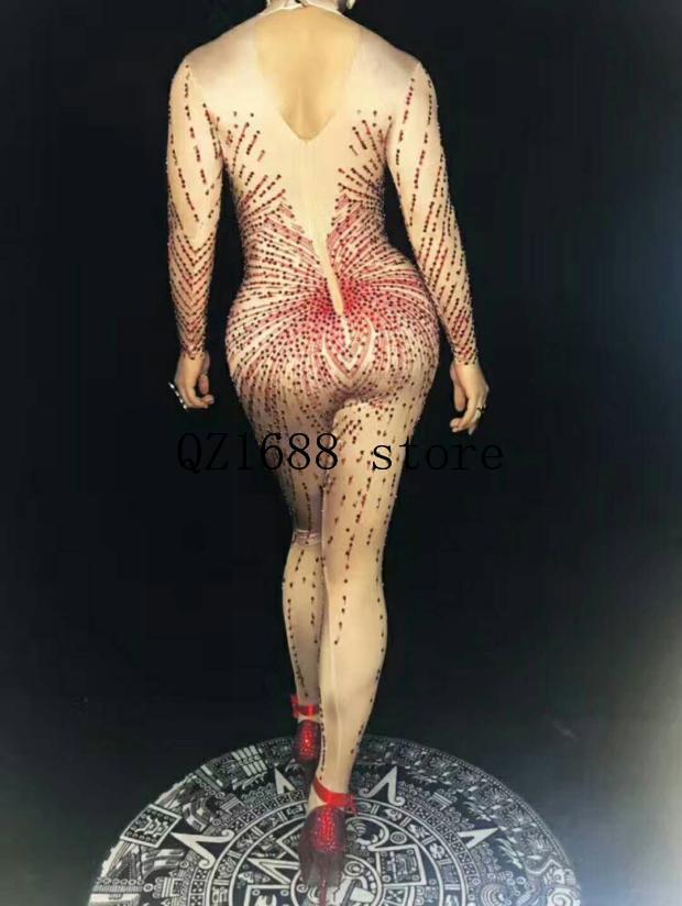 Novo 100% látex borracha moda feminina sexy branco e vermelho saia terno 0.4mm tamanho XXS XXL - 5