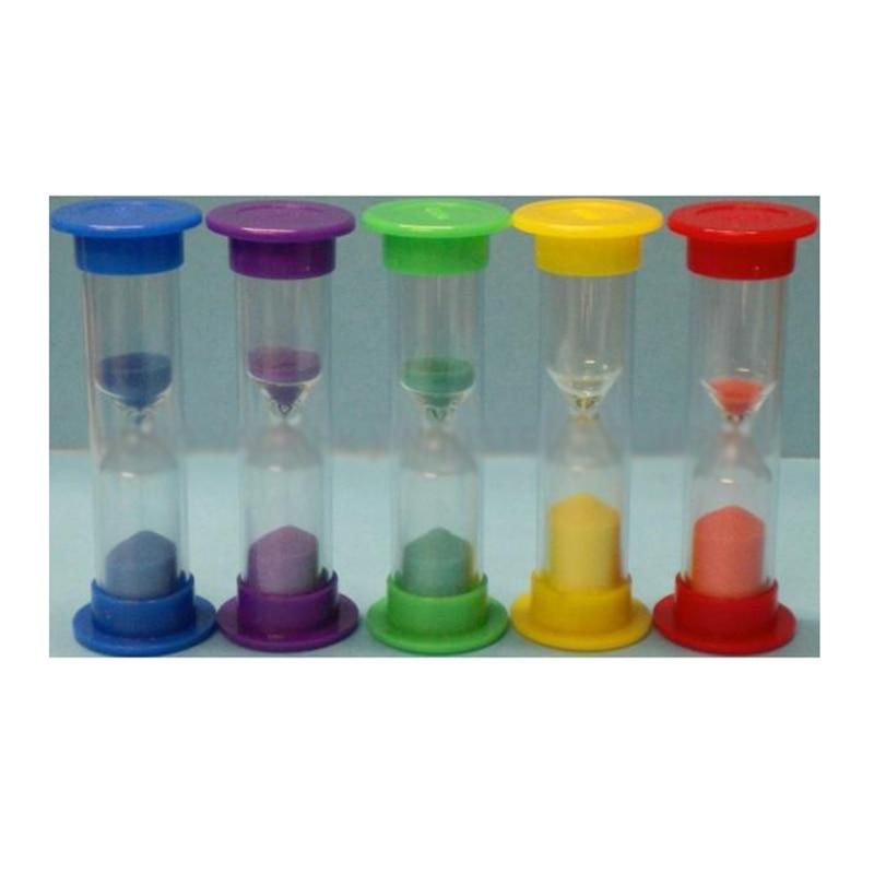 60 שניות שעון חול עבור משחק דיגיטלי Rummikub משחקי לוח משחקי פוקר אביזר 1 Sand Sandglass / שעון חול