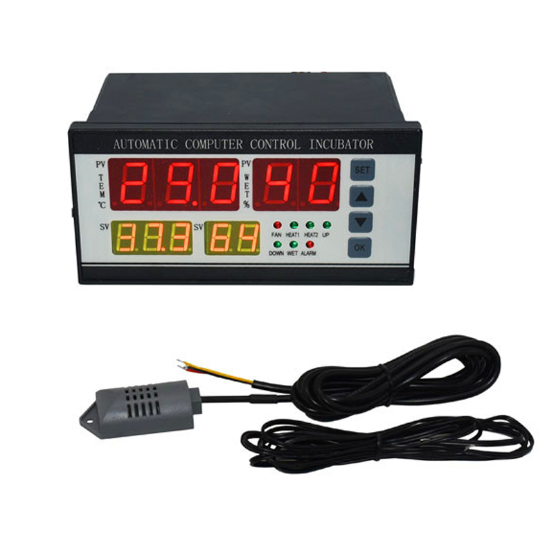 1pcs XM 18 incubator Controller thermostat Full automatic and multifunction egg incubator control system for 220V