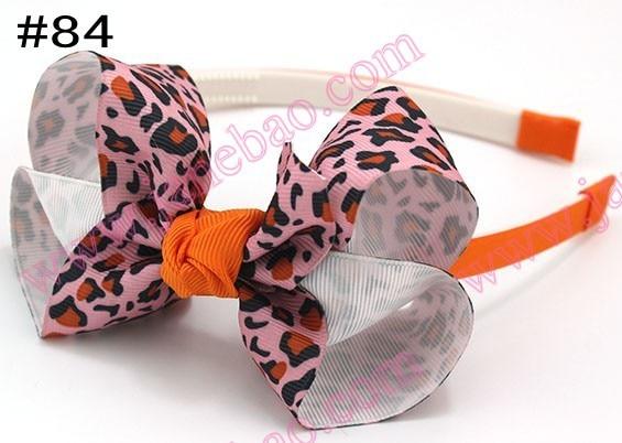 """30 шт. 4,"""" повязки на голову с бантом повязки для девочек innfant многослойный бант повязки на голову"""