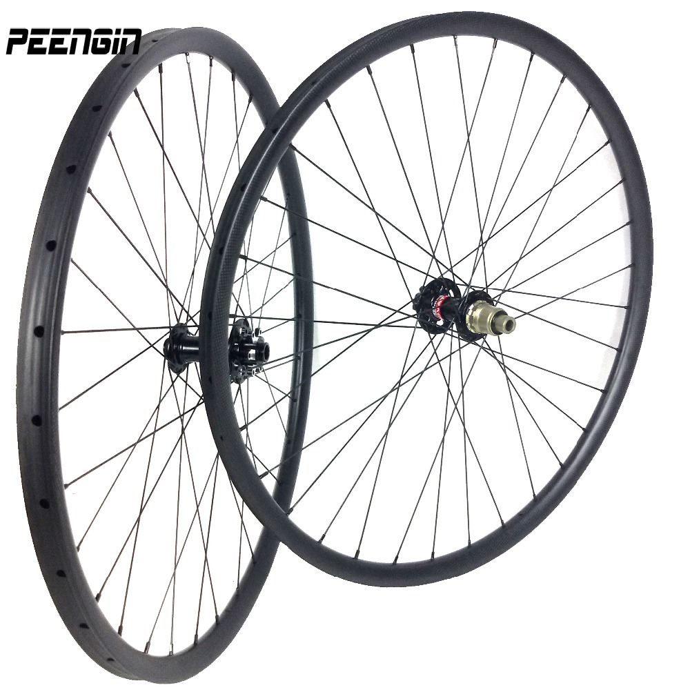 Super light mountain bike wheelset carbon bicycle MTB wheel 29inch/27er tubular-clincher boost QR/Thru axle hub 110X15/148X12mm west biking bike chain wheel 39 53t bicycle crank 170 175mm fit speed 9 mtb road bike cycling bicycle crank