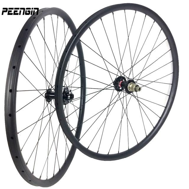 Super Light Mountain Bike Wheelset Carbon Bicycle Mtb Wheel 29inch