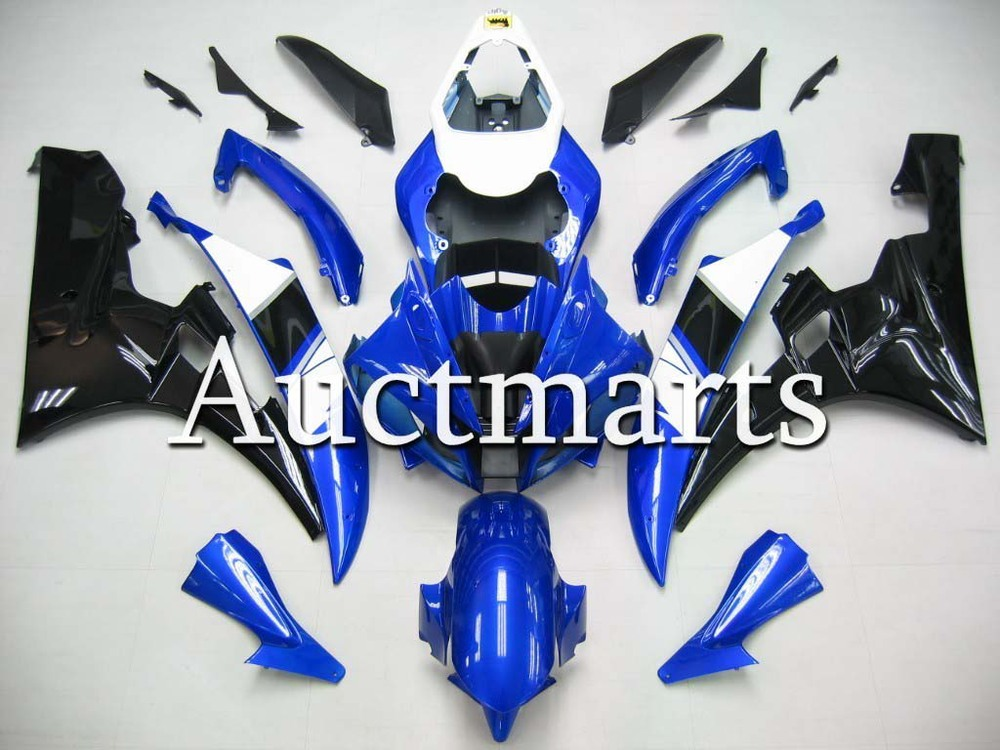 For Yamaha YZF 600 R6 2006 2007 YZF600R Injection ABS Plastic motorcycle Fairing Kit Bodywork YZFR6 06 07 YZF600R6 YZF 600R C6