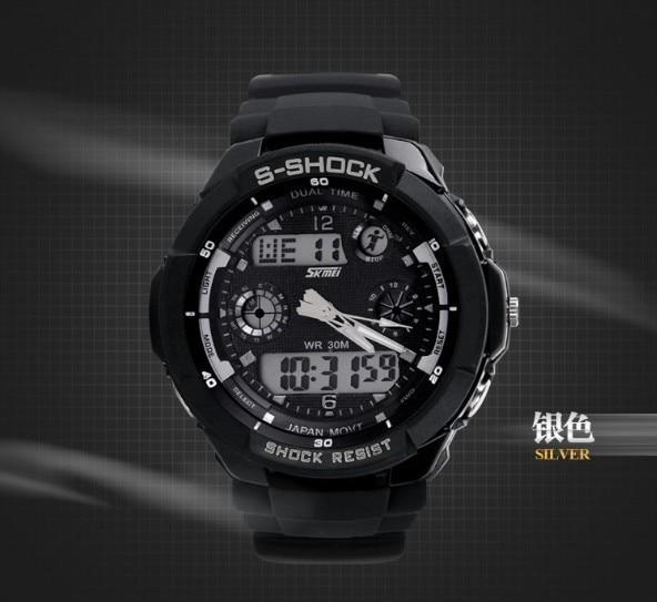 aliexpress com buy dropship military watch men sports watches dropship military watch men sports watches skmei 0931 big dial army sports watches led 2 time