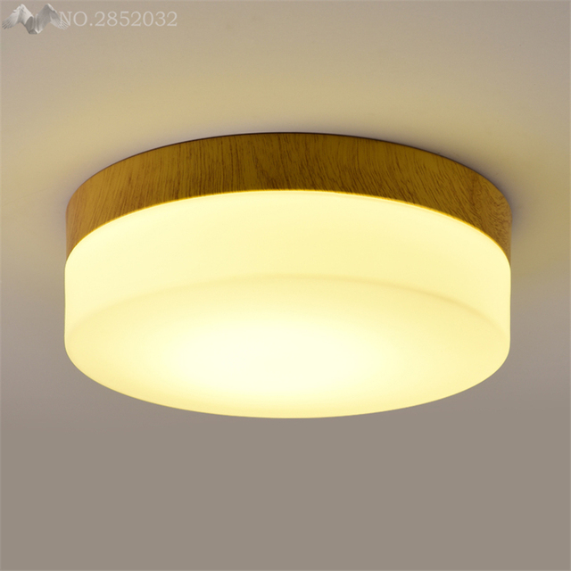 Modern surface mounted led ceiling lights living room bedroom modern surface mounted led ceiling lights living room bedroom square indoor imitation wooden ceiling lamp lighting aloadofball Image collections