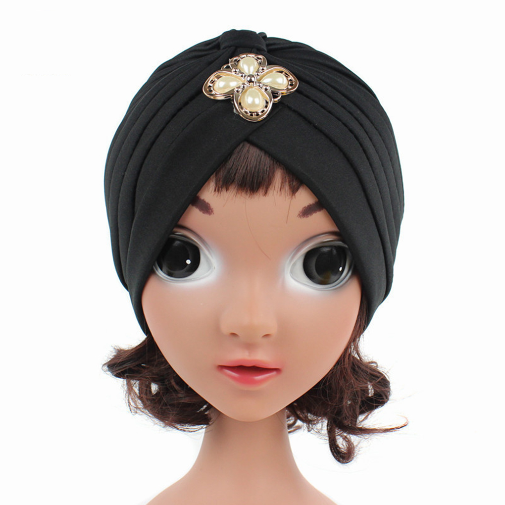Girls India Hat Turban Cap Beanie Hat Caps Head Cover Children Kids Dome Hats chsdcsi pleuche women turban caps twist dome caps head wrap europe style india hats womens beanies skullies for fall and spring