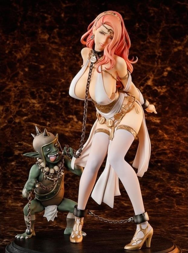 Goblin Slayer Farnellis A Beautiful Queen Captured By Goblins Sexy Figure Model Toys
