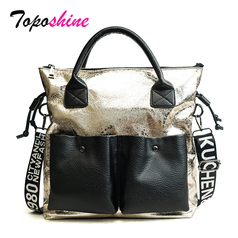 Toposhine Large Capacity Women Totes Fashion Girl Shopping Bags Casual Tote 2018 Letter Young Girls Shoulder Bags Women Handbag Toposhine Large Capacity Women Totes Fashion Girl Shopping Bags Casual Tote 2018 Letter Young Girls Shoulder Bags Women Handbag