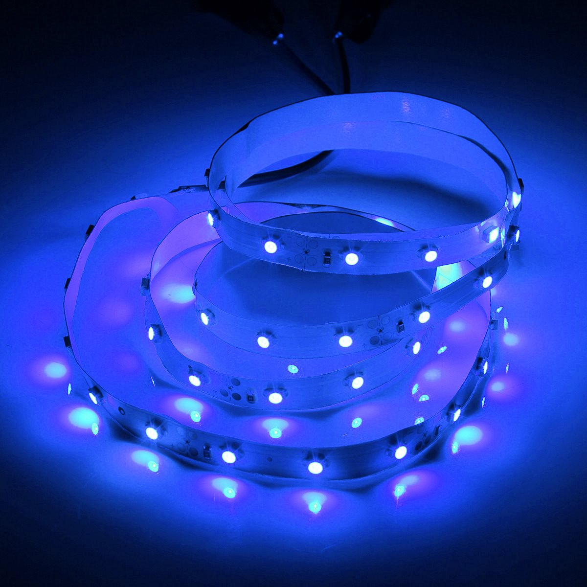 Top Quality 1M 60 LED 3528 SMD Non-Waterproof/Waterproof Flexible Strip Tape Light Lamp Home Decor 12V White/Red/Green/Blue/RGB