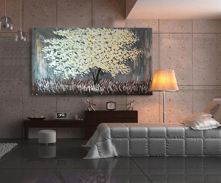 Hot Sale Painting Handpainted Oil Painting On Canvas Wall Art Pictures For Home Living Room Decor Free Shipping