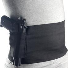 Vapanda кобура для ремня живота Glock 17 19 23 Sig 226 1911 поясная Скрытая сумка для пистолета Универсальная регулируемая эластичная кобура