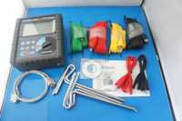 Brand New ETCR3000B Digital Earth Resistance Soil Resistivity Tester Meter