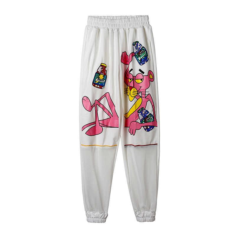 Thailand Tide brand spring 2019 female loose Harlan radish pants thin beam feet casual trousers tide women