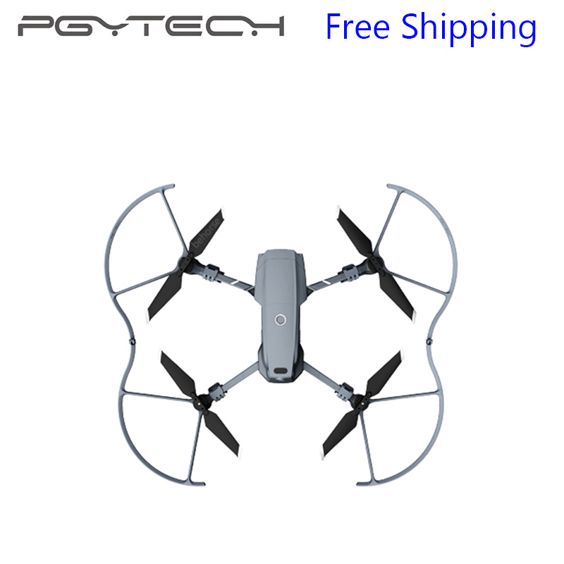 PGYTECH Mavic 2 Propeller Guard Paddle Protector for DJI Mavic 2 Pro/Zoom Propellers Protector Accessories led propeller guard for mavic pro drone props 1 pair prop foldable cover protector for dji mavic pro drones propeller accessory