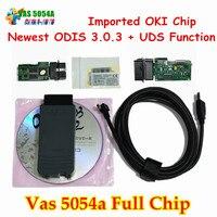 New OKI Full Chip VAS 5054A VAS5054A Powered For ODIS V3 0 3 With UDS Protocol