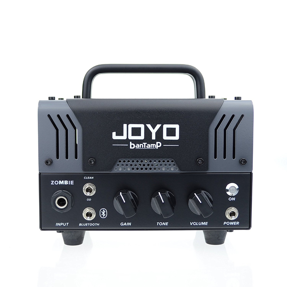 цена на JOYO ZOMBIE 20 Watt Mini Tube Head in new banTamp Series  Guitar Amplifier Amp Speaker