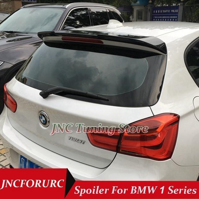 JNCFORURC Rear Trunk Spoiler For BMW Series Hatchback - Bmw 1 series hatchback