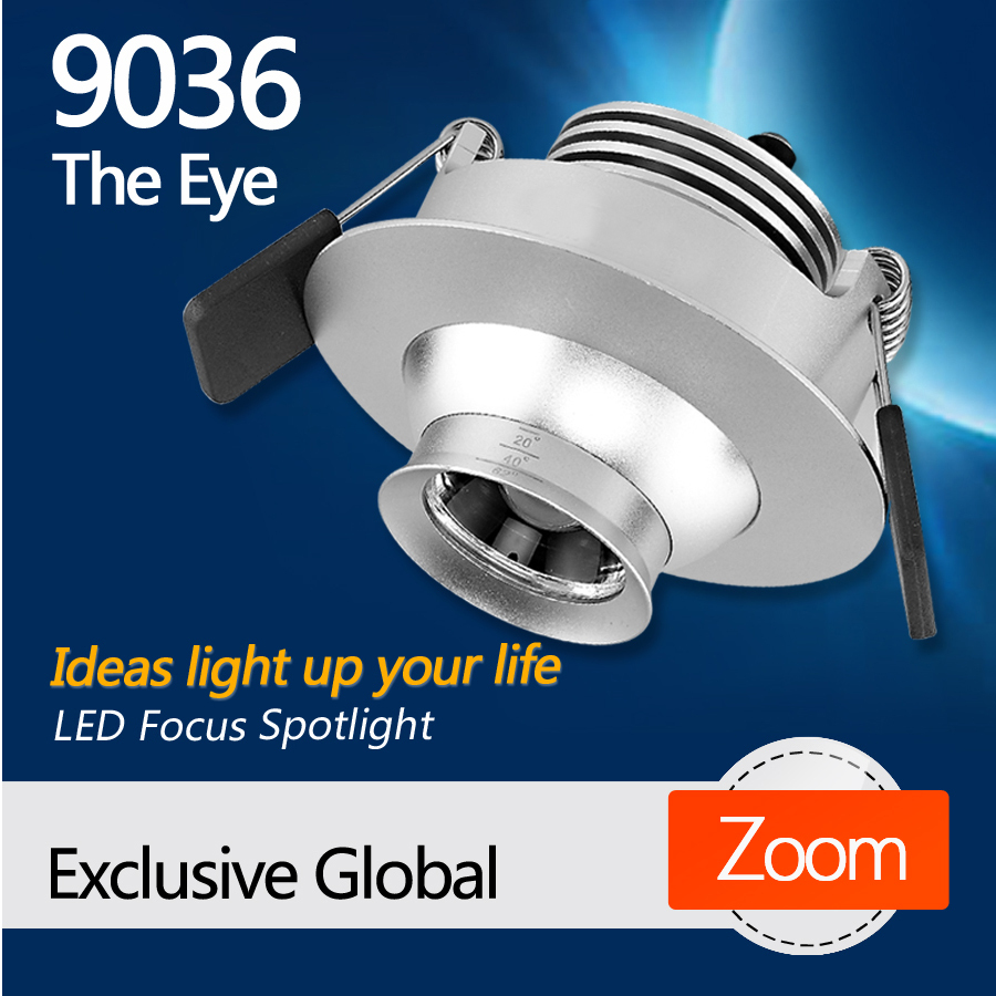 Brojimo u slikama - Page 2 9036-The-eye-LED-focusable-spotlight-Recessed-lighting-fixture-3-W-Zoomable-Silver-Warm-white-LED