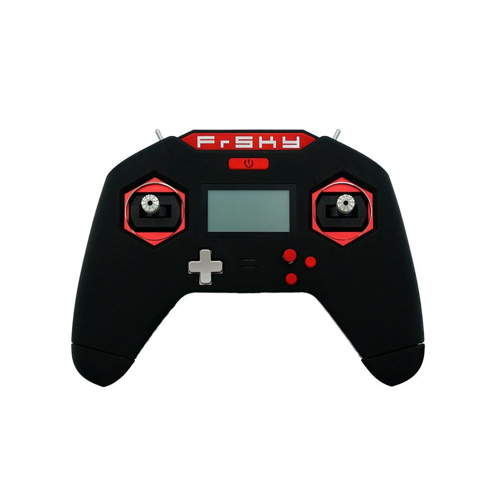 Oyuncaklar ve Hobi Ürünleri'ten Parçalar ve Aksesuarlar'de FrSky Taranis X LITE X Lite El verici 2.4 GHz ACCST 16CH RC Verici Kırmızı Siyah RC Yarış Drone'da  Grup 3