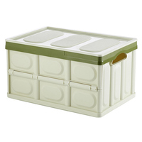 Collapsible Foldable Storage Box for Closet Home Car Travel Space Saving Organizers @LS