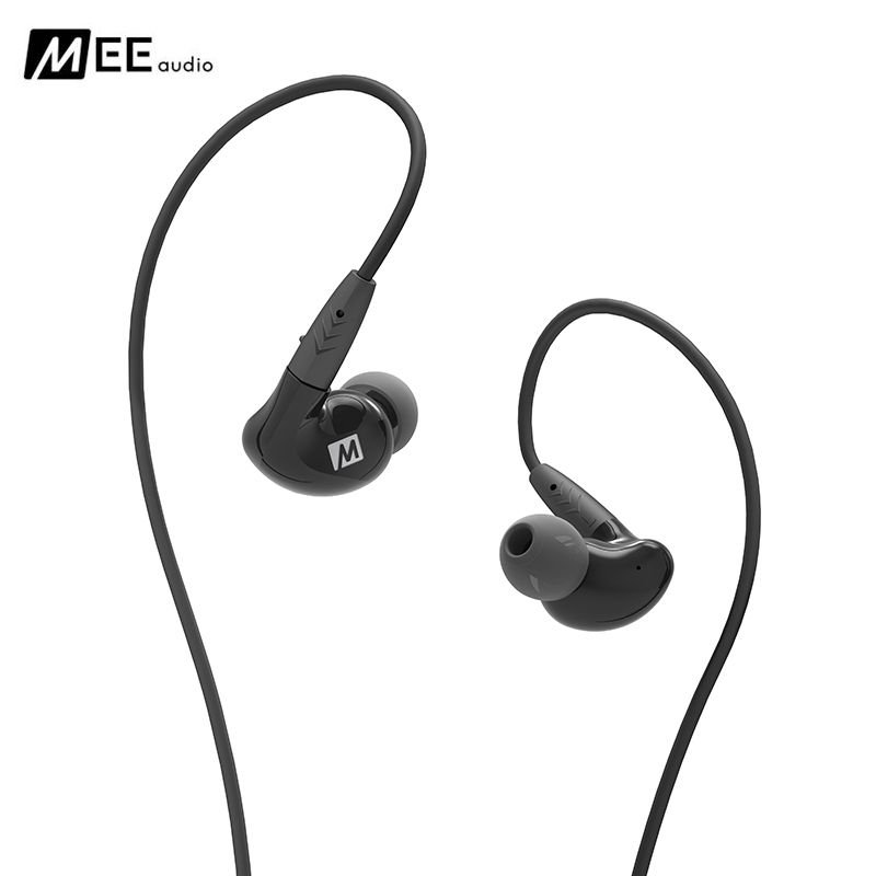 Original MEE Audio PINNACLE P2 High Fidelity Audiophile In-Ear earphone with Detachable Cables HIFI Bass Noise Isolating Earbud mee audio m6 pro monitors bass hifi earphone noise isolating dj earphone in ear headset m6 black or white optional with box