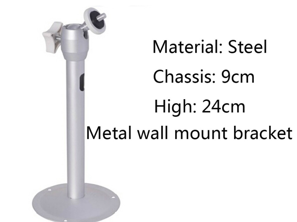 1 piece Metal Wall Mount CCTV Accessories Camera Bracket for cctv camera Security camera bracket 05C