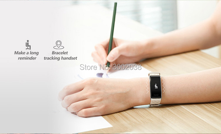 New original HUAWEI glory Glory play Bracelet A2 Running time, exercise, heart rate monitoring For Android xiaomi Bracelet 2 IOS 6