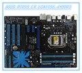 Бесплатная доставка оригинальная материнская плата для ноутбука ASUS P7P55 LX DDR3 LGA 1156 для I3 I5 I7 Процессор P55 Desktop motherborad