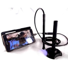 700X USB Digital Microscope Electron Magnifying Glass Multifunction Electronic Speculum Medical Endoscope