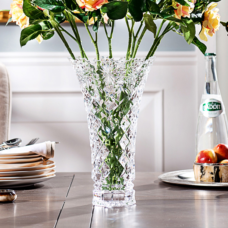 C home decorations home to find a very flower flower arrangement device ornaments crystal glass vase Mina B section J-in Vases from Home \u0026 Garden on ... & C home decorations home to find a very flower flower arrangement ...