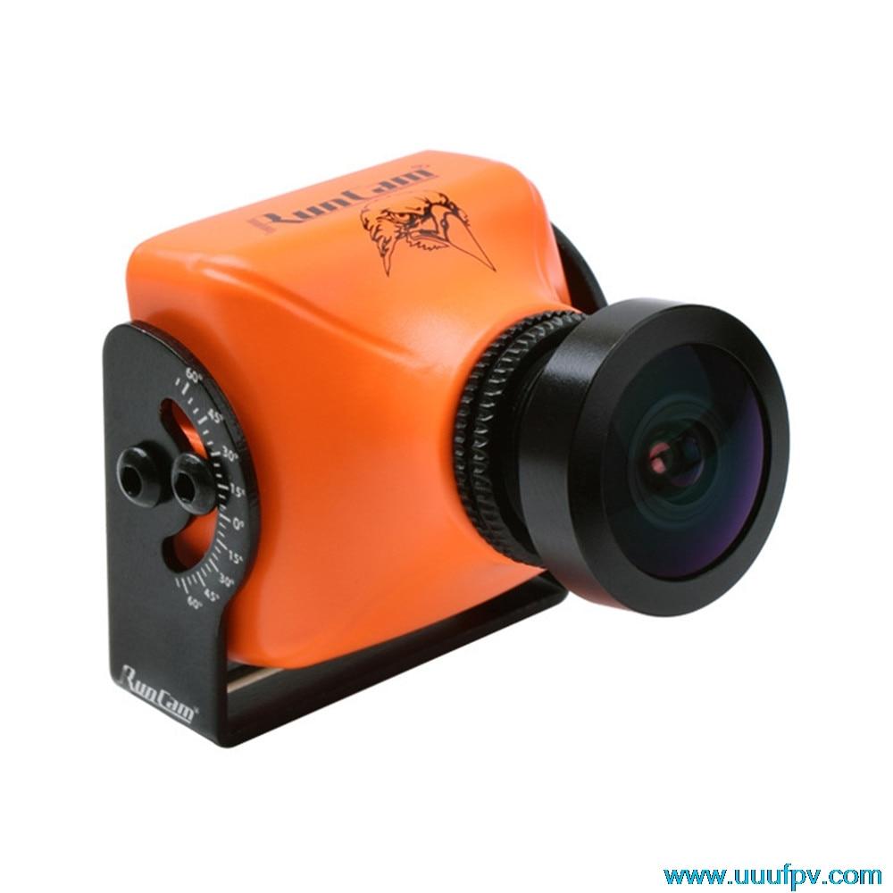 Newest Runcam Eagle 800TVL DC 5-17V FOV 130 Degree Global WDR 4:3 / 16:9 CMOS FPV Camera PAL NTSC Switchable runcam eagle 800tvl dc 5 17v global wdr 16 9 cmos fpv racing drone camera pal ntsc switchable
