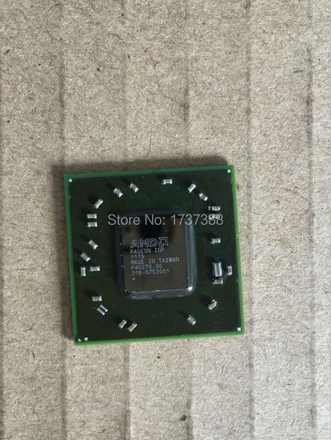 Бесплатная Доставка 2 ШТ./ЛОТ 216-0752001 216 0752001 BGA микросхем Испытания скважин