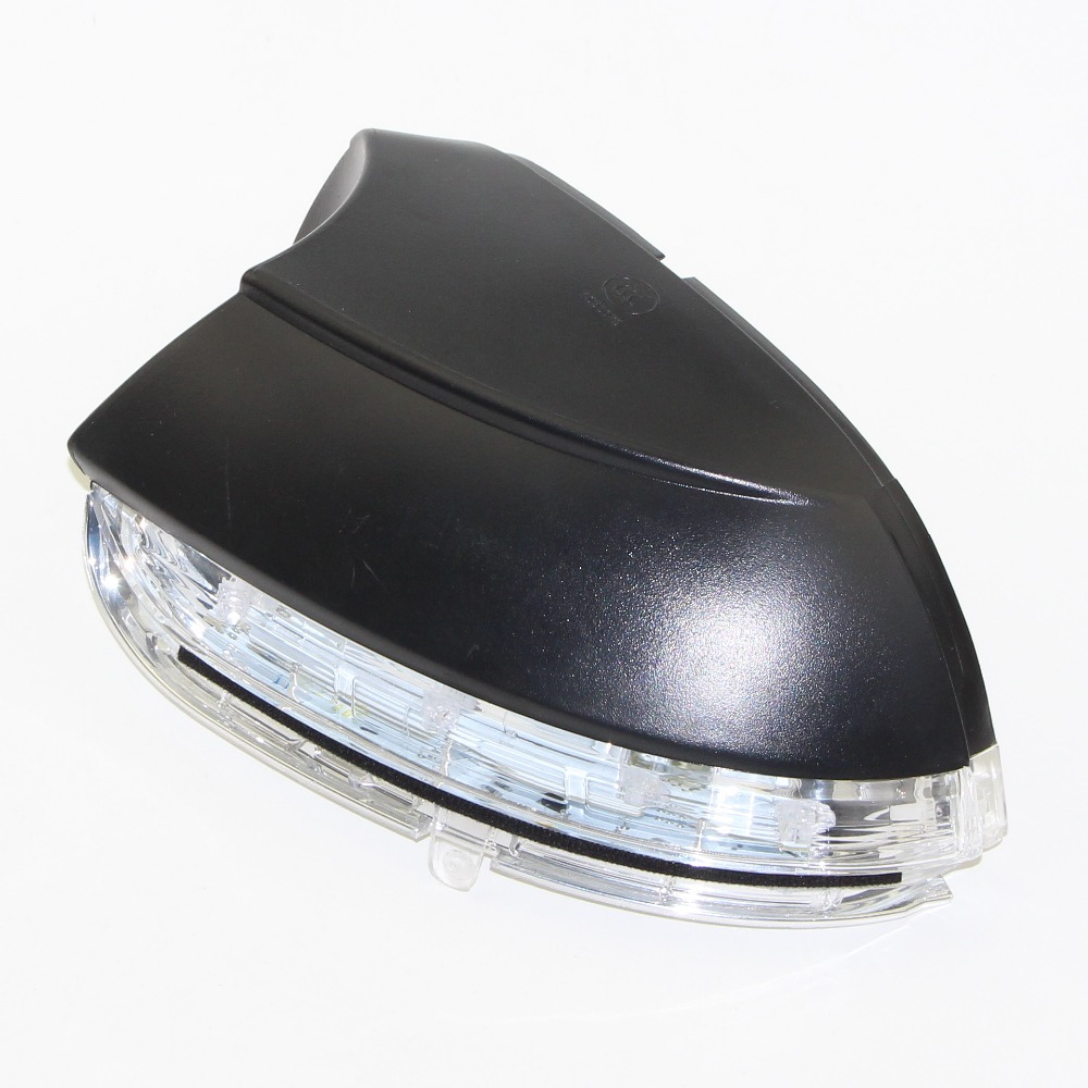 Right Side Turn Signal Light Driver Mirror Lamp for Jetta MK6 Passat B7 CC 16D 949 102  16D949102 abs mirror cover chrome matt painted cap side mirror housings for volkswagen jetta golf 5 passat b6 ct