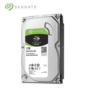 Внутренний жесткий диск Seagate, 1 ТБ, для настольных ПК, HDD SATA 6, 7200 МБ, об/мин, Кэш память, 3,5 дюймовый жесткий диск (ST1000DM010)| |   | АлиЭкспресс