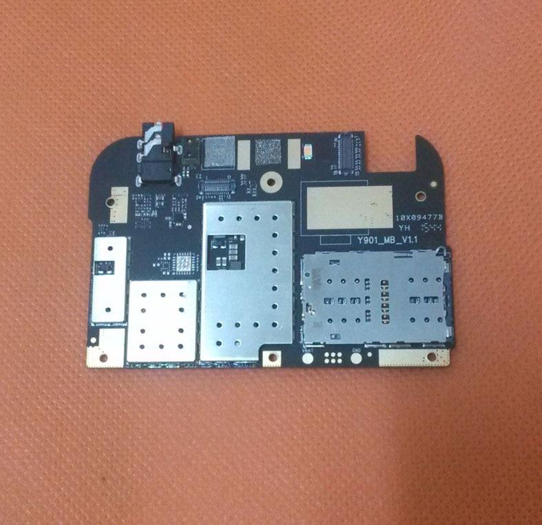 imágenes para Utiliza Placa Base placa base 3G RAM + 16G ROM Original para UMI Hierro Pro 5.5 Pulgadas 1920X1080 FHD MTK6753 Octa Core Envío Gratis